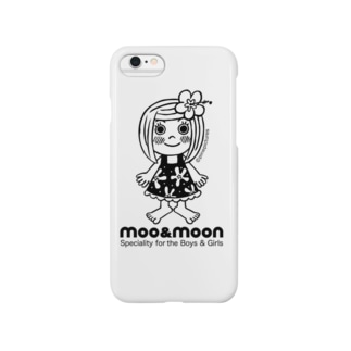 moo&moon by pinepictures スマートフォンケース