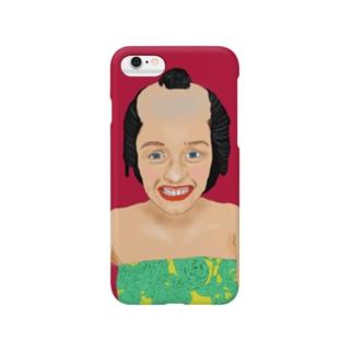 侍 Woman Smartphone cases