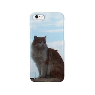 そらねこ。 Smartphone cases