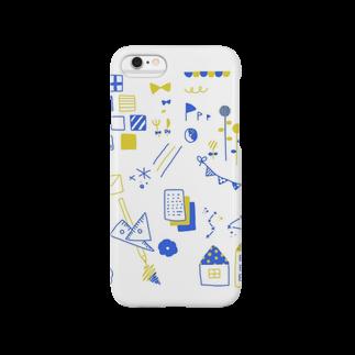 中山のごちゃごちゃ Smartphone cases
