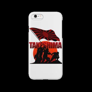 TAKESHIMA奪還 スマートフォンケース