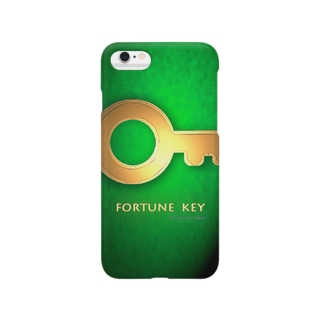 FORTUNE KEY Smartphone cases