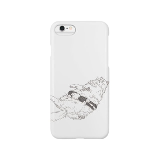 もふねこ Smartphone cases