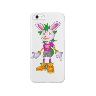 T.K WORLDのogehin Smartphone cases