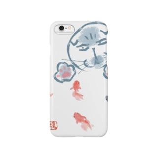 目がこええよ!マルティ Smartphone cases