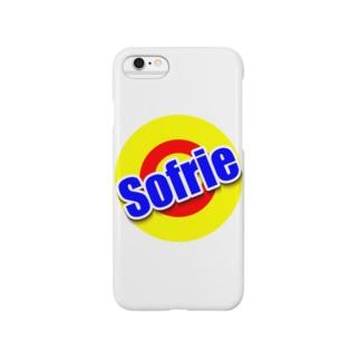 tamazo。のSofure洗剤タイプ。 Smartphone cases