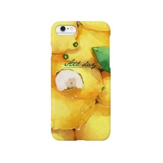 鼻をうつ Smartphone cases