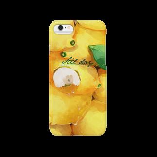 タジャの鼻をうつ Smartphone cases