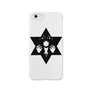 捕食さん Smartphone cases
