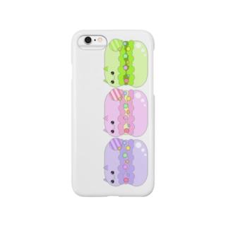 マカニャン Smartphone cases
