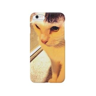 うちの愛猫、紹介します。 Smartphone cases