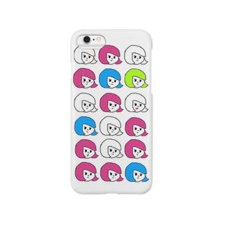 サブカル子 Smartphone cases