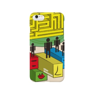 other dimension(異空間) Smartphone cases
