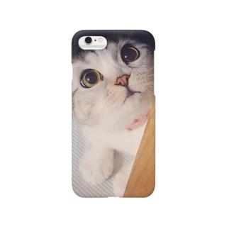 仔鹿kitty Smartphone cases