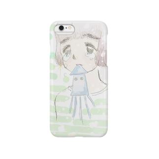 泣くボブ Smartphone cases