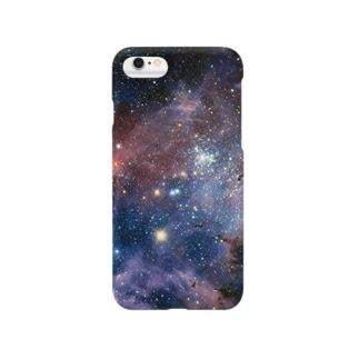 宇宙 Smartphone cases