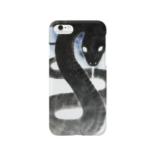 黒蛇力Black Snake Power Smartphone cases