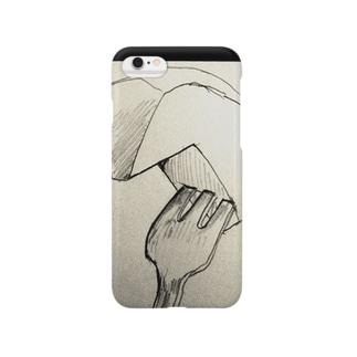 りんごとフォーク Smartphone cases