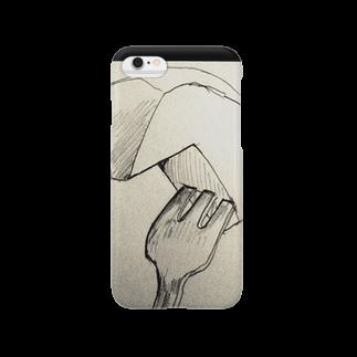 Sivainuのりんごとフォーク Smartphone cases