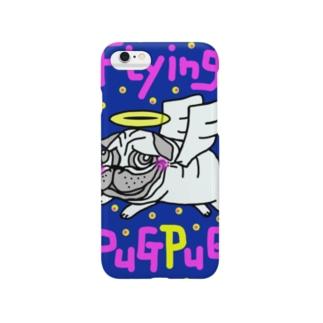 Flying PuGPuG Smartphone cases