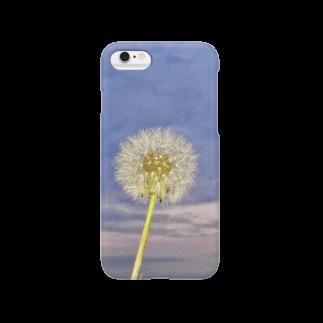 Miracke Happy Bareのたんぽぽ Smartphone cases