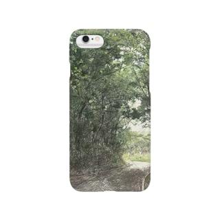 大自然の絵 Smartphone cases