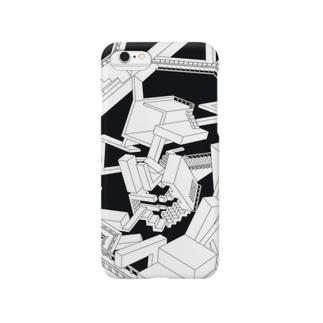 コンストラクション・モナリザ Smartphone cases