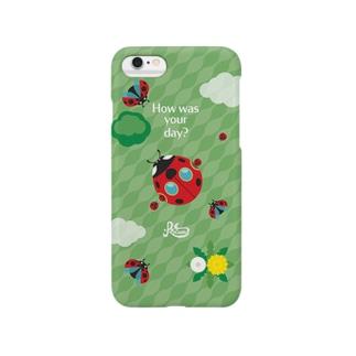 テントウムシの家 Smartphone cases