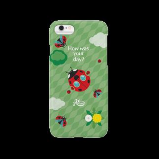 kocoonのテントウムシの家 Smartphone cases