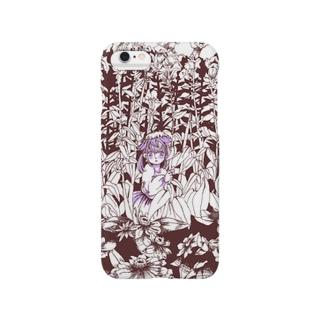 お花のお姫様 Smartphone cases