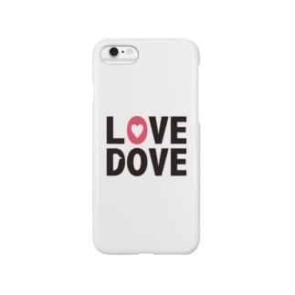 LOVE DOVE Smartphone cases