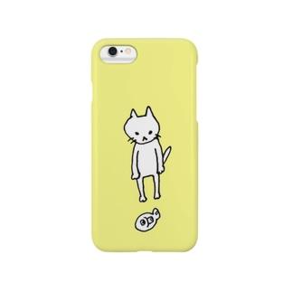 おれの_shiro Smartphone cases