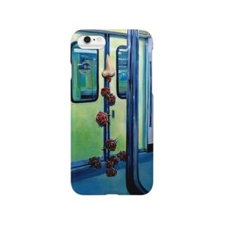駆け込み乗車 Smartphone cases
