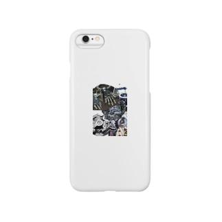 マシーン Smartphone cases