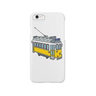 特大リスボントラム Smartphone cases