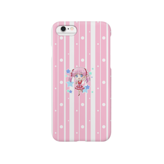 陽崎杜萌子@LINEスタンプ販売中のミーハー!アイドル Smartphone cases