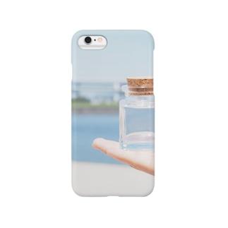 夏の爽やかさ Smartphone cases