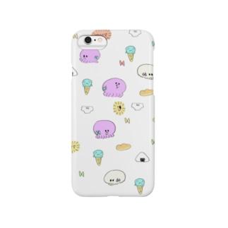 タコちゃん すきなものたち Smartphone cases