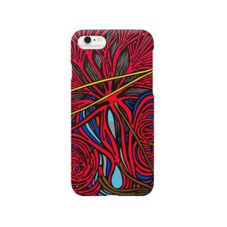 悲願 Smartphone cases