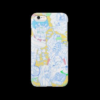 きらきらやさんのRAKUGAKIZU Smartphone cases