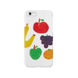 FRUITS MIX Smartphone cases