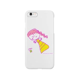 ゆりかご Smartphone cases