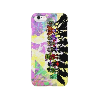 MONSTERS Smartphone cases