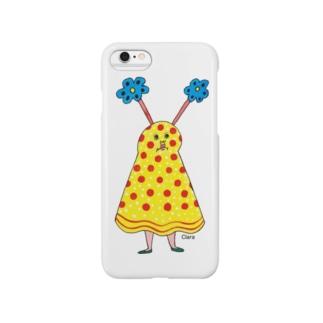 Claraのおみせのおばけ Smartphone cases