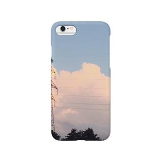 山の西 Smartphone cases