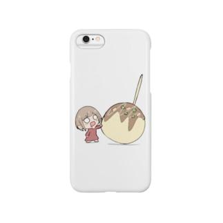 takomusume Smartphone cases