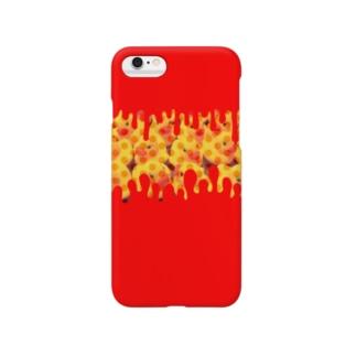 たいへんよくできたアヒル Smartphone cases
