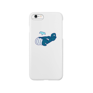 "su-ya320の""Whale""クジラ Smartphone cases"