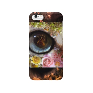 cat's eye01 Smartphone cases