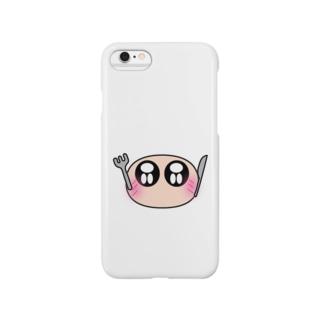 ぷにゅぷにゅ Smartphone cases
